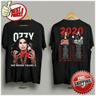 FREESHIP Ozzy Osbourne and Marilyn Manson 2020 Concert Music Tour T-Shirt S-6XL image