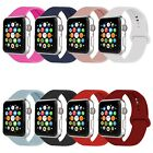 New Replacement Silicone Sport Band iWatch Strap For Apple Watch Series 5/4/3/2 image