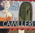 The Snack Thief by Andrea Camilleri Compact Disc Book Free Shipping!