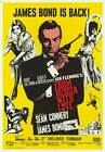 From Russia with Love James Bond Movie Poster Iron on Heat Tee T-Shirt Transfer £1.99 GBP on eBay
