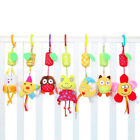 Infant Car Seat Travel Hanging Bell Toys Baby Rattle Ring Handbell Rattle Toy