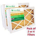 FilterBuy 16x25x5, AC Furnace Air Filters Grille Honeywell Compatible, MERV 11