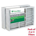 FilterBuy 16x25x5, AC Air Filters Honeywell FC200E1029 Compatible, MERV 8