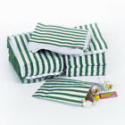 Green Candy Stripe Sweet Paper Bags Sweet Buffet Gift Party Bag Wedding Cake Bag