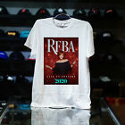 Reba McEntire T-Shirt Live In Concert 2020 Tour Dates WHITE USA ALL SIZE S-5XL## image
