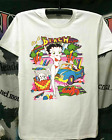 Betty Boop It's Beach Graphic Unisex Men's T-Shirt Vintage All Size S-234XL A768 $26.68 CAD on eBay