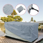Waterproof Outdoor Garden Snow Furniture Cover Cabinet UV Protection Polyester