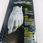 Taylormade RBZ Tech Golf Glove Left Hand Mens Reg White New Sport