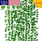 Kyпить 12 PCS Artificial Ivy Leaf Plants Fake Hanging Garland Plants Vine Home Decor на еВаy.соm