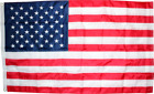 RUFFIN FLAG ® #1 Series American US Flag Heavy Duty Nylon Printed Stars USA Made
