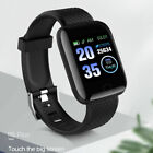 Smart Watch Band Sport Activity Fitness Tracker For Kids Fit bit Android iOS TOP