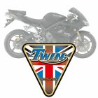 For Triumph Universal Bonneville Motorcycle sticker Fuel Tank Sticker  -AU $27.18 AUD on eBay