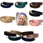 Vintage Women Girls Diy Wide Headband Headwear Headpiece Hair Band Hair Hoops
