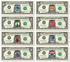 NBA & Soccer Team Logos on a Real Dollar Bill Cash Money Collectible Memorabilia on eBay
