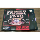 Family Feud - SNES - Very Good