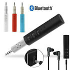 Bluetooth Transmitter Receiver Wireless AUX Audio Music 3.5mm Aux Adapter connec