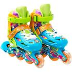 Titan TITAN Flower Power Princess Girls Inline Skates with Light-up LED Laces & image