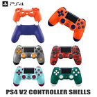Limited Edition Playstation 4 PS4 V2 Controller Shell Case **Read Description**