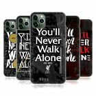 LIVERPOOL FC LFC YOU'LL NEVER WALK ALONE SOFT GEL CASE FOR APPLE iPHONE PHONES