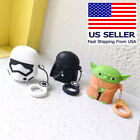 Star Wars Concept Silicone Case For Airpods Gen 1 & 2 Cover Cartoons - NEW $10.0 USD on eBay