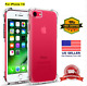 iPhone 7/8 Clear Case Transparent TPU Anti Bubble Technology FREE SHIPPING!!! photo