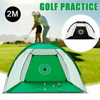 2M Golf Practice Net Golf Driving Range Nets Swing Trainer Net Indoor Outdoor