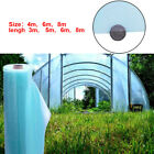 Greenhouse Tunnel Foil Plastic Horticultural Polythene Sheet Plant Cover
