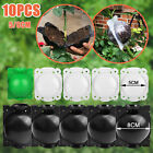 10PCS Plant Rooting Device High Pressure Propagation Ball Graft Boxes Grow 5/8CM