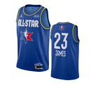 Brand New 2020 NBA ALL-STAR GAME LeBron James Jersey Blue Sizes (S-2XL)
