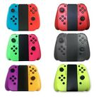 Kyпить For Nintendo Switch Joy-Con (L/R) Wireless Bluetooth Controller Set With Grip на еВаy.соm