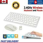 2.4G Wireless High Quality Keyboard and Mouse Combo For PC Laptop Vista 7 8 10