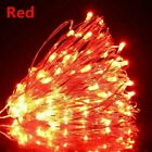 LED String Fairy Lights Battery Home Twinkle Decor for Party,Christmas  Garden