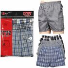 POWER CLUB Men's Boxer Shorts 3-6-12-24 Pack Brand New Size Large