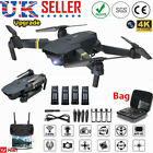 E58 Drone  WIFI FPV 1080P HD Camera 1-3Batteries Foldable Selfie RC Quadcopter`
