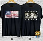 The Purge Anarchy Horror Film T-Shirt Cotton 100% S-4XL USA sIze Fast Shipping image