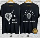 Modest Mouse Art Rock Band T-Shirt Cotton 100% S-4XL USA size Fast Shipping image