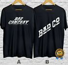 Bad Company Blues Rock Band T-Shirt Cotton 100% S-4XL USA size Fast Shipping image