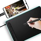 Digital Graphic Tablet Writing Drawing Painting Pad for Android Phone Laptop CAM