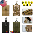 Tactical Waist Pack Military Belt Pouch Fanny Phone Pocket Loop Hook Holster Bag