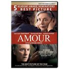 Amour (DVD, 2013) - NEW!!
