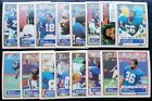1983 Topps Football Team Sets Rookies and Stars NM - MINT $3.95 CAD on eBay