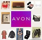 AVON LADIES MAKE UP JEWELLERY SHOES BRAS COAT BAG PRESENT JUMPER GIFTS WOMENS