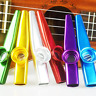 More images of CCMART Set of 6 Colors Metal Kazoo Musical Instruments A Good Companion for...