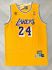 #24 Kobe Bryant Los Angeles Lakers Hardwood Classic Jersey Men's Yellow USA on eBay