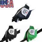 Mens Golf Gloves Wet Hot Weather Grip Left Right Hand Durable Value Pack