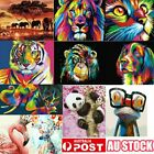 Art Diy Paint By Numbers Kit Digital Oil Painting Artwork Wall Home Decor Animal