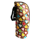 Milk Bottle Insulation Thermal Bag Warmer Tote Baby Stroller Hangable Pouch CO