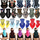Kyпить Summer Breathable Neck Gaiter Tube Bandana Scarf Face Cover Ear Loop Balaclava на еВаy.соm