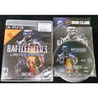 Battlefield 3 - Limited Edition - PS3 Complete