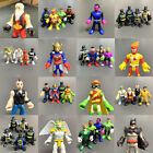 Lot Imaginext Power Rangers Dc Super Friends Comics Heroes 2.5